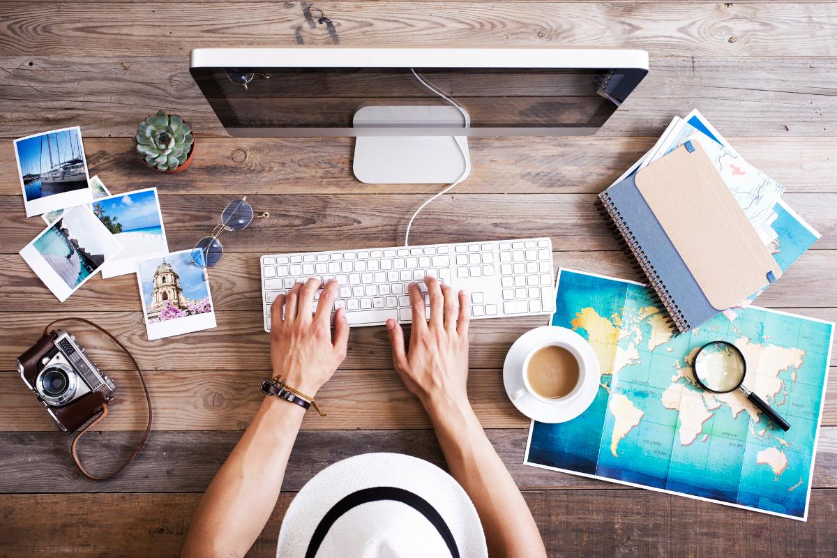 planowanie wakacji, planowanie podróży