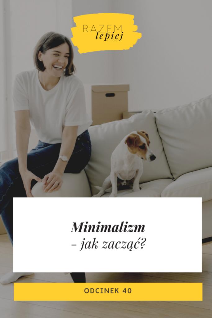 minimalizm jak zaczac