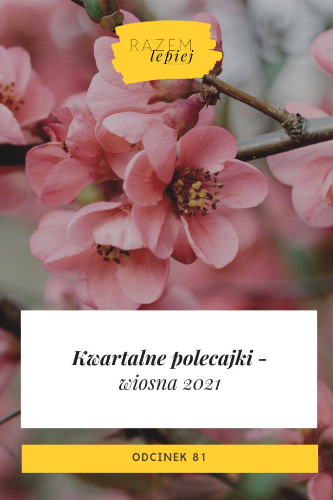 wiosenne polecajki